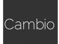 cambio Logo screenshot